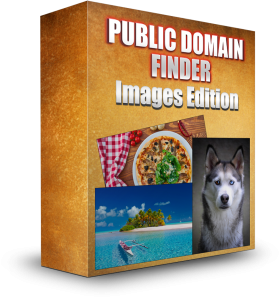 Public Domain Finder - Images Edition