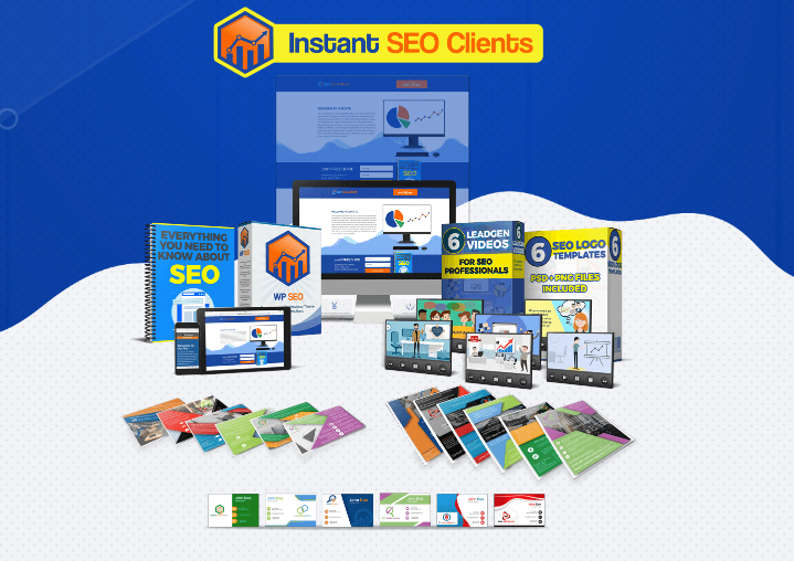 Instant SEO Clients Review : On Sale Monday June 4th 2018 at 10am EST - Product Overview