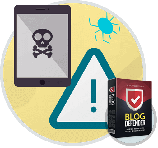 Blog Defender Review : Website Security Protection - Danger!