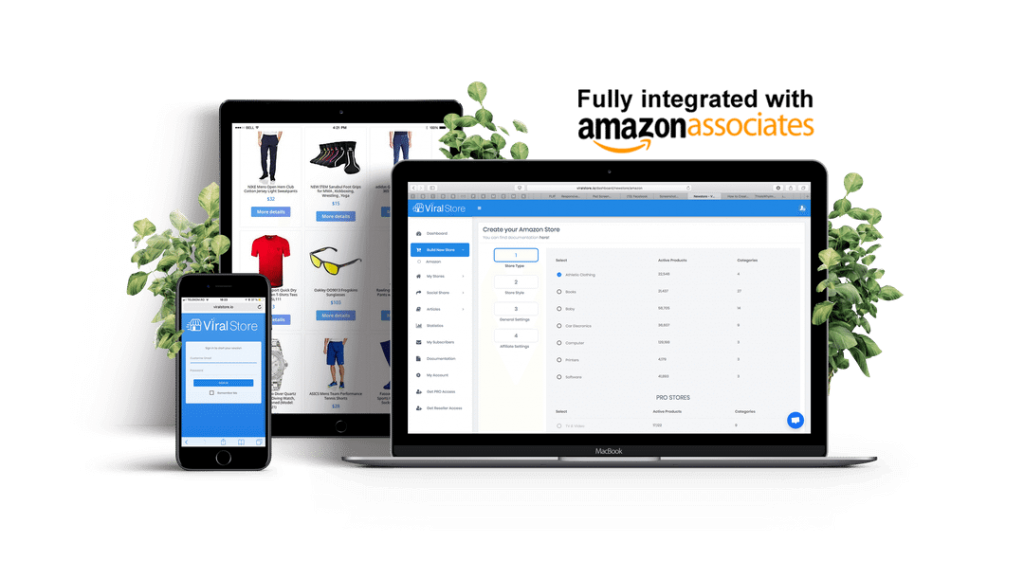 ViralStore Review Amazon Affiliate Store Creator + BONUSES