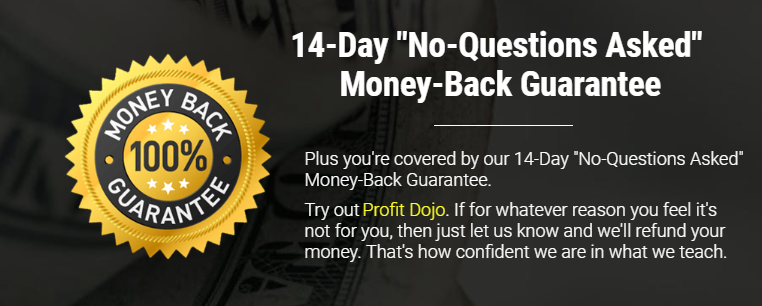Profit Dojo Review + BONUSES