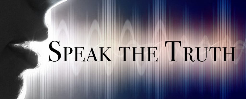 Fear The Truth?